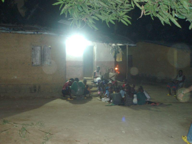 Konta Line - Sierra Leone